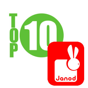 Top 10 Janod