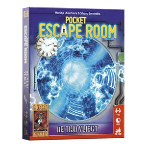 Pocket Escape Room : De tijd vliegt