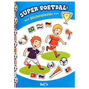 Super Voetbal : Stickerplezier