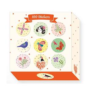 100 stickers : Chichi