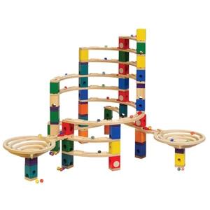 ... Quadrilla : Twist - Set speelgoed van Quadrilla online kopen: www.cocodrilo.be/speelgoed/detail/knikkerbaan-quadrilla-twist-set/581