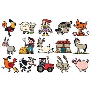 Stempels : Boerderij speelgoed van Aladine online kopen: www.cocodrilo.be/speelgoed/detail/stempels-boerderij/3456