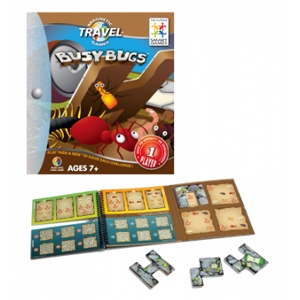 Magnetic Travel Game : Busy Bugs