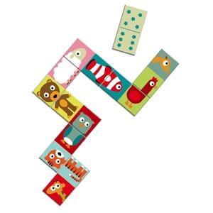 Domino spelletjes van Djeco