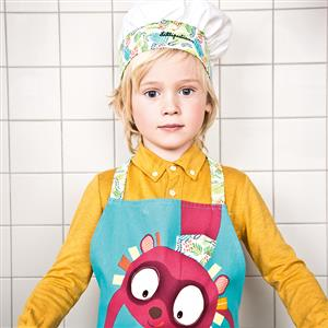 Little Chef : Keukenschort en koksmuts : Georges