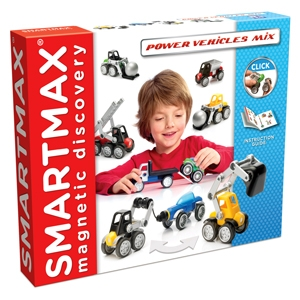 SmartMax : Power Vehicles Mix