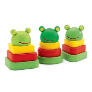 Trio froggy