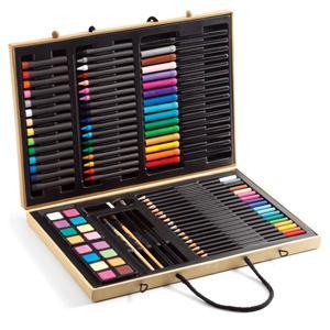 Teken-, kleur- en schildergerief van Djeco