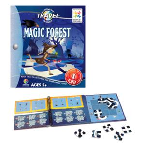 Magnetic Travel Game : Magic Forest