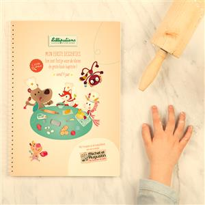 Little Chef : Bakboek desserten