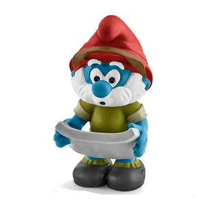 Jungle grote smurf