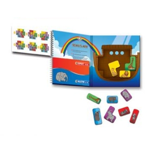 Magnetic Travel Game : Noah's Ark