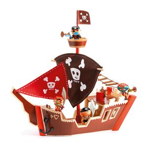Arty Toys piratenboot
