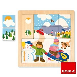 Goula puzzel