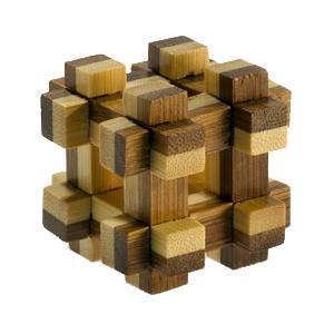 Bamboo puzzels