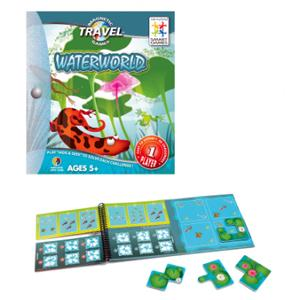 Magnetic Travel Game : Waterworld