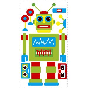 Stickers : Robots