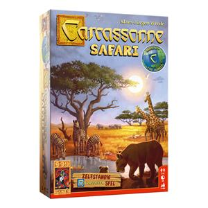 Carcassonne : Safari