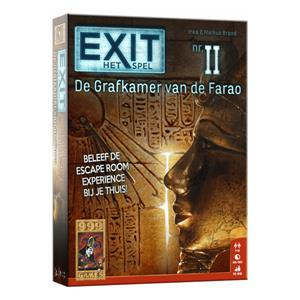Exit escape game : De grafkamer van de farao