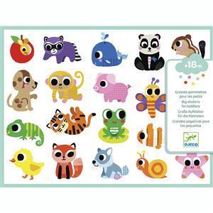 Stickers van Djeco