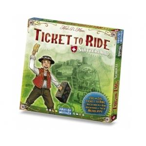 Ticket To Ride : Map : India - Switzerland