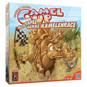 Camel Up (inclusief Camel Up Supercup uitbreiding)