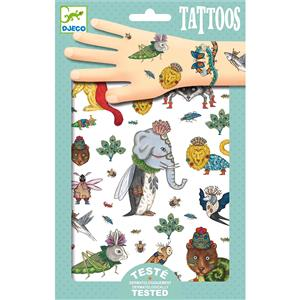 Tattoos : Beestjes