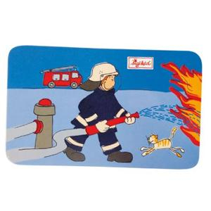 Broodplankje Sigikid : Frido Firefighter