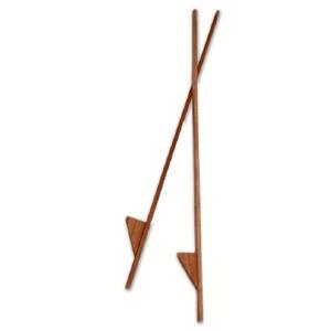 Houten stelten speelgoed van Van Dijk Toys online kopen: www.cocodrilo.be/speelgoed/detail/houten-stelten/3138