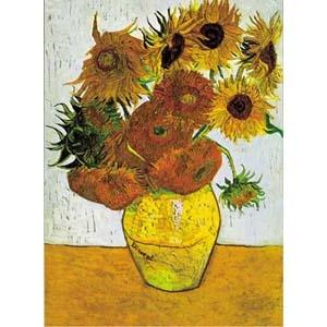 ... Gogh : Zonnebloemen - 1000 stukjes speelgoed van Ricordi online kopen: www.cocodrilo.be/speelgoed/detail/van-gogh-zonnebloemen-1000...