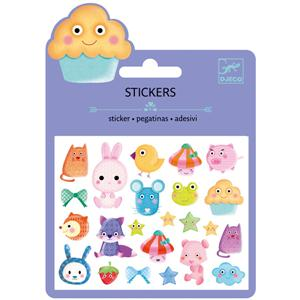 Mini - stickers : Kawaii