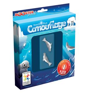 ACTIE : Camouflage North Pole Booster Pack