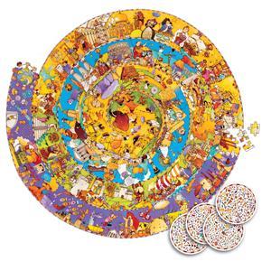 Puzzels 350 stukjes Djeco