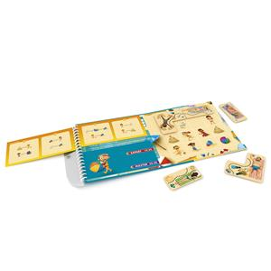 Magnetic Travel Game : Puzzle Beach